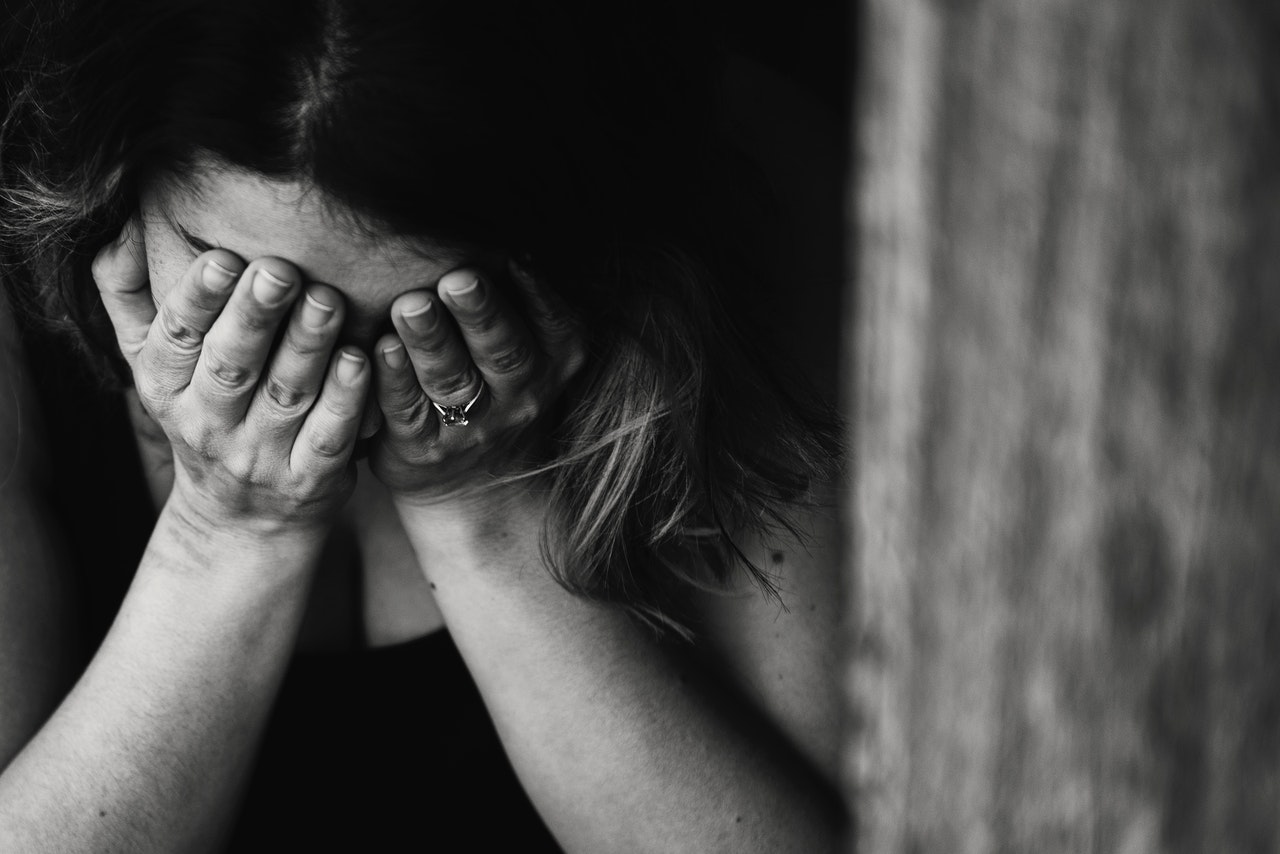 Crying woman - Photo by Kat Jayne from Pexels